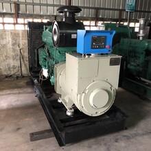 二手柴油发电机300KW转让,河源二手发电机组价格表图片