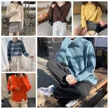 女裝保暖加厚款毛衣內搭女裝毛衣秋冬款加厚款毛衣3元貨源