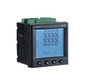 测温网络电力仪表APM801/MTH三相多功能仪表0.2S级网络电力仪表