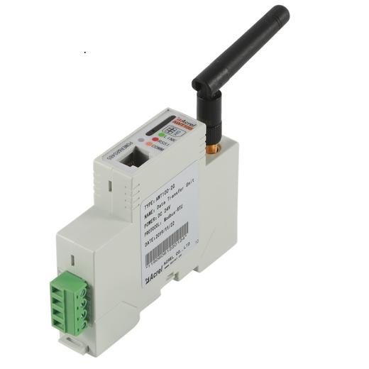 安科瑞数据转换�?锳WT100-2G体积小巧安装方便带无线通讯