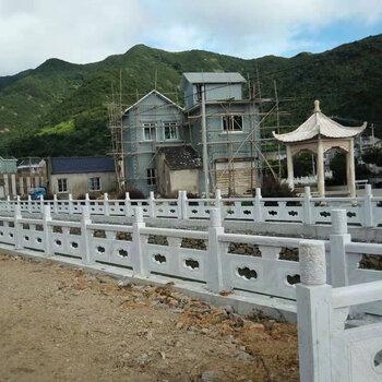 河道石栏杆图集-河边石栏杆实拍案例