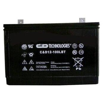 西恩迪蓄電池C&D12-100LBTUPS蓄電池12V100AH/20HR