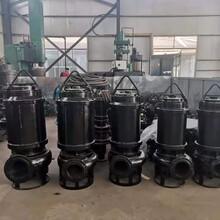 耐磨潜水泥砂泵潜水泥沙泵厂家图片