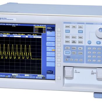回收yokogawaAQ6317C光譜分析儀