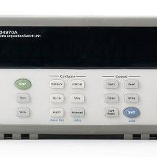 回收安捷伦34970A数据采集仪