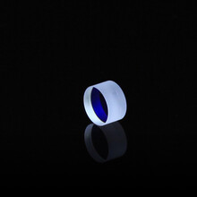 廠家晶亮光電膠合透鏡13.9mm光學聚焦準直鏡加工定制圖片