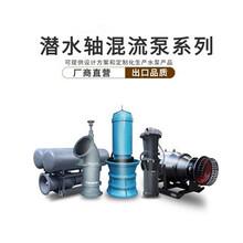 QZ系列潛水混流泵圖片