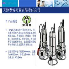 污水泵與潛水泵的區別圖片