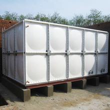 許昌節能水箱玻璃鋼水箱批發商圖片