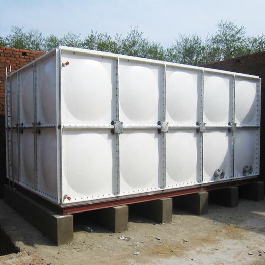 呂梁玻璃鋼工業供水箱/玻璃鋼水箱容量設定