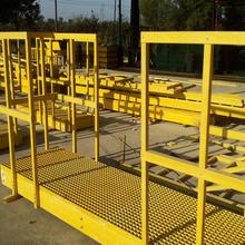重慶玻璃鋼加厚爬梯尺寸玻璃鋼梯凳工廠圖片