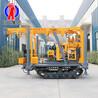 履带式百米液压岩心钻机XYD-130型130米地质勘探岩心取样钻机