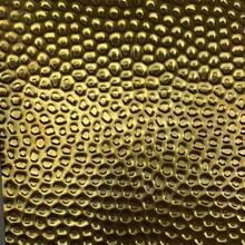 304不銹鋼蜂巢板加工訂制高比進口蜂巢壓花板定做圖片