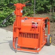 野外作业便携动力站路面破碎液压站便携式移动动力站图片
