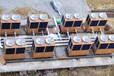 低溫雙系統60匹冷暖機北方小區集中供暖設備
