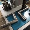 廠家三合一多功能沖角鐵角方管切90、45度切角機沖孔機