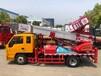 藍牌云梯搬家車搬運好幫手節省人力效率高