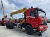 防城港短軸距貨箱7米2隨車吊徐工14噸帶副鉤質量好售后好有保障