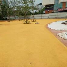 河南氧化鐵黃生產廠家,鐵黃顏料價格,黃顏料做盲道磚圖片