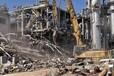 邯鄲洗煤廠拆除、拆除鋼結構廠庫房、邯鄲廢棄廠房回收拆除