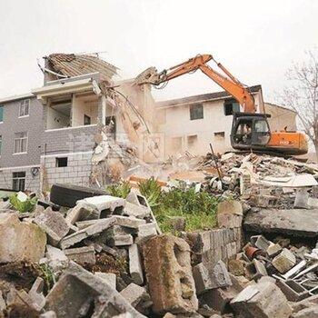 天津攪拌站拆除公司-承接大型攪拌站拆除-廢棄混凝土攪拌站拆除