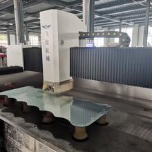 飞旋异形玻璃磨边机CNC数控玻璃加工中心图片