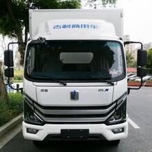 吉利遠程增程式貨車圖片