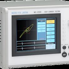 日本micro-fix金屬表面渦流探傷儀MX-2000圖片
