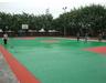 大連PVC運動地板施工