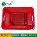 江蘇無錫籮筐物流塑膠框周轉筐塑料筐大號加厚膠筐蔬菜筐