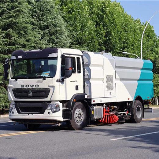 5吨道路清扫车价格厂家