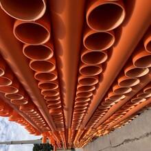 延安電力管廠家mpp電力管cpvc電力管mpp電力電纜保護管