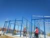 翁牛特旗彩鋼房復合板生產,搭建可拆裝阿什罕蘇木活動房