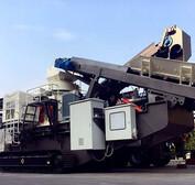 矿山建筑砂石料破碎必威电竞在线-移动破碎机