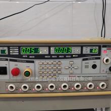 臺灣詮華90538通道8路高壓測試儀安規測試圖片