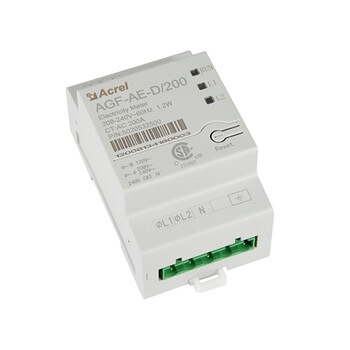 安科瑞原装电表AGF-AE-D/200光伏发电逆流检测仪表逆变器配套电表