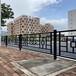 肇慶機動車中心護欄廠家行車道鐵護欄定做價格京式隔離柵