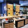 供应广东多层中岛柜佛山禅城区烤漆眼镜展示柜厂家案例