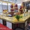 供應山東實木眼鏡展示柜濟南天橋區中島矮柜廠家采購
