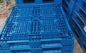 萊西南墅塑料托盤制造網格田字型耐老化不變形港口作業用