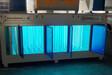 UV光氧凈化器光氧催化廢氣處理設備噴漆房成套環保設備