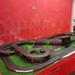 商用軌道賽車1比32豪華版本軌道賽車商用親子互動兒童游樂設備