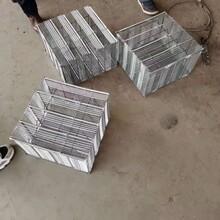 BDF带筋钢网篓BDF带筋钢网箱定制产业优游平台注册官方主管网站建钢网箱图片