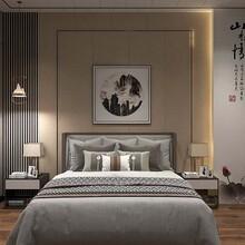 宜春室內裝飾竹木纖維集成墻,竹木纖維墻板圖片
