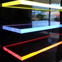 防靜電有機玻璃板抗紫外線有機玻璃板黑色防靜電亞克力板圖片