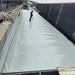 大型移動電動倉庫棚活動雨棚戶外防雨推拉雨棚伸縮雨蓬物流倉儲篷