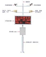 山東化工園EA206揚塵噪音在線監測系統淇安科技圖片