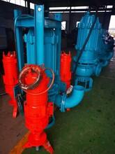ZJQ/NSQ潛水渣漿泵廠家潛水吸沙泵礦用渣漿泵廠家抽沙泵圖片