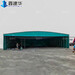鑫玉建天津南開廠房之間遮雨棚-隔離保溫蓬-制作精良
