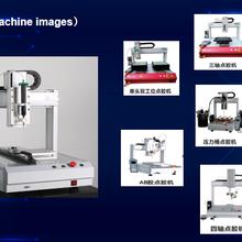 苏州自动点胶机AB胶自动点胶机单头双工位自动点胶机图片